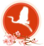 Картинка для слайдера Белый журавль